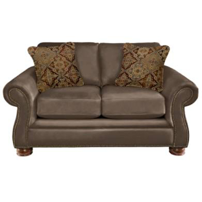 LA-Z-BOY BOMBER LOOK LOVESEAT